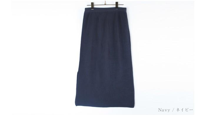 ニットタイトスカート13