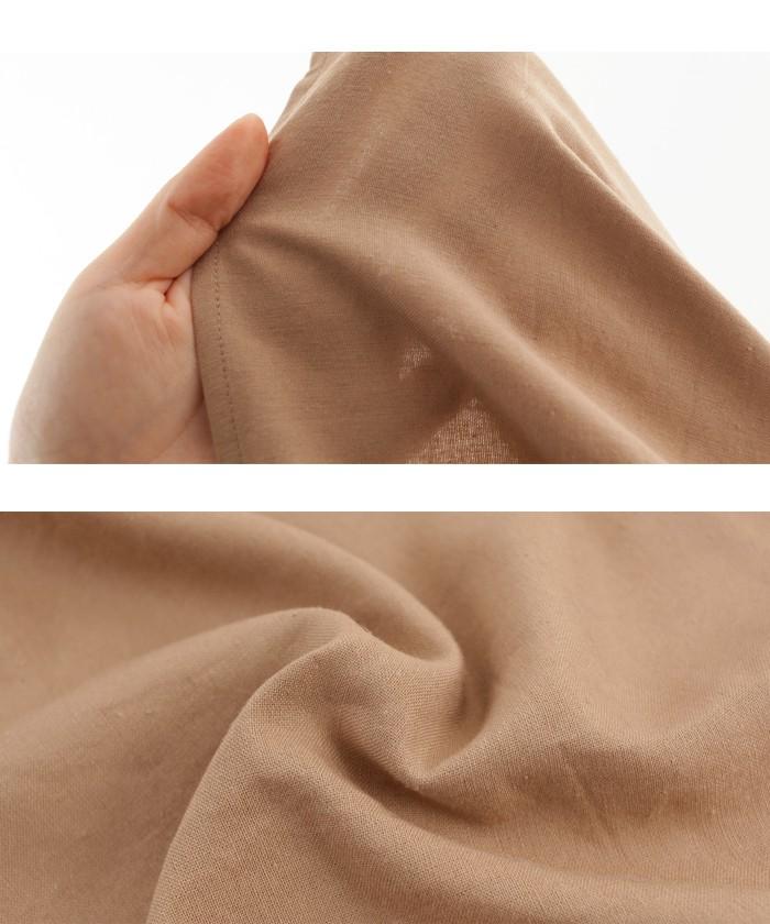 ベルト付サイドドレープフレアスカート16