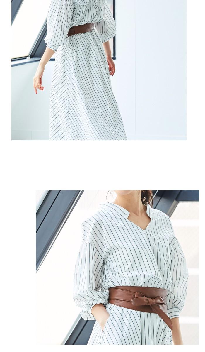 スキッパーシャーリングシャツ3