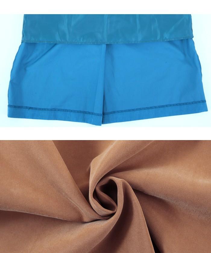 トレンチ風タイトスカート16