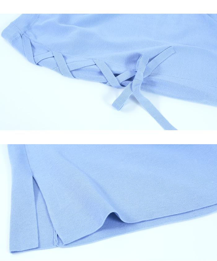 サイドレースアップタイトスカート15